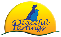 Peaceful Partings Logo